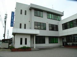石田校外観