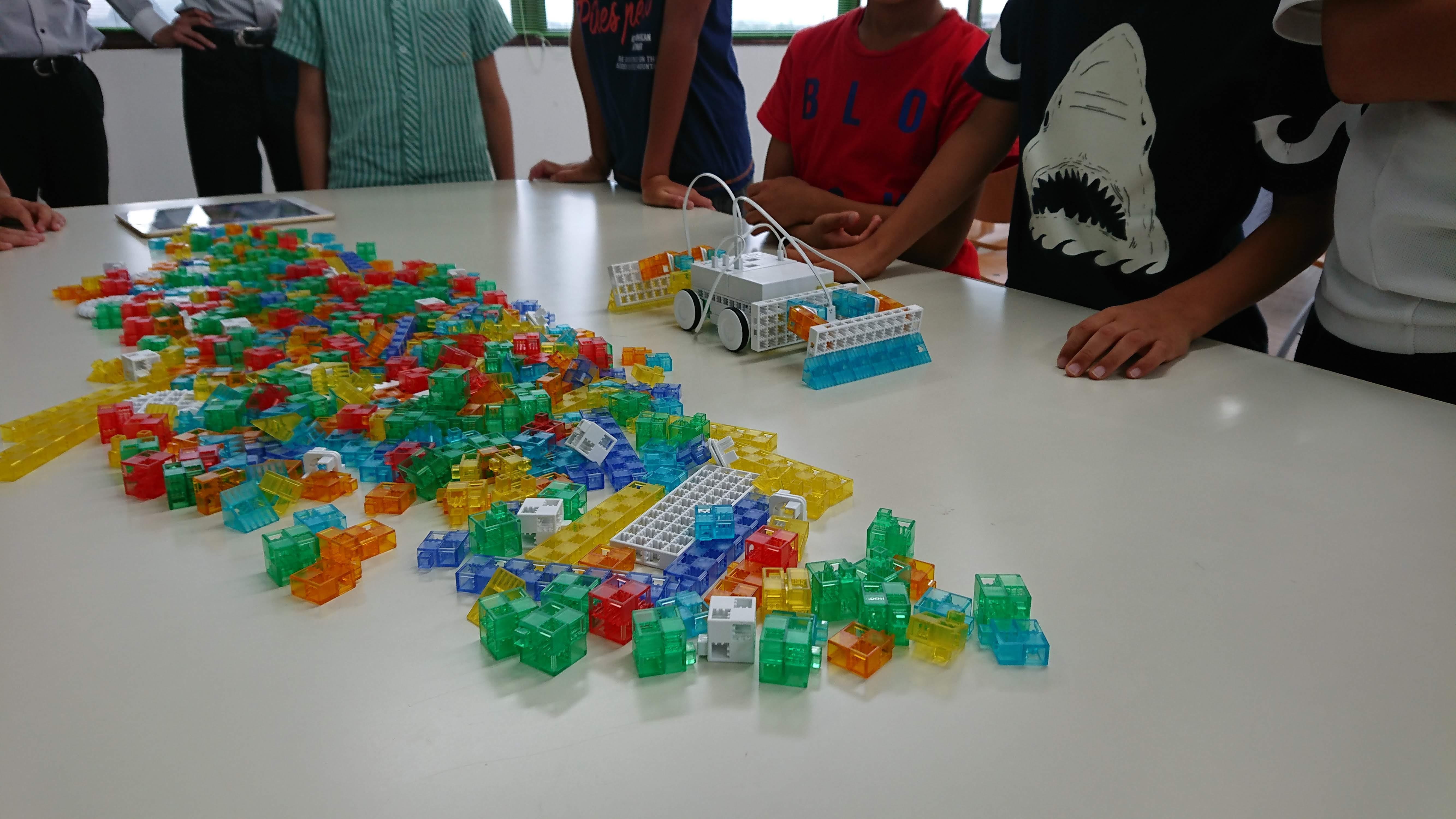 【イベント実施報告】ロボットプログラミング体験ワークショップを開催しました!