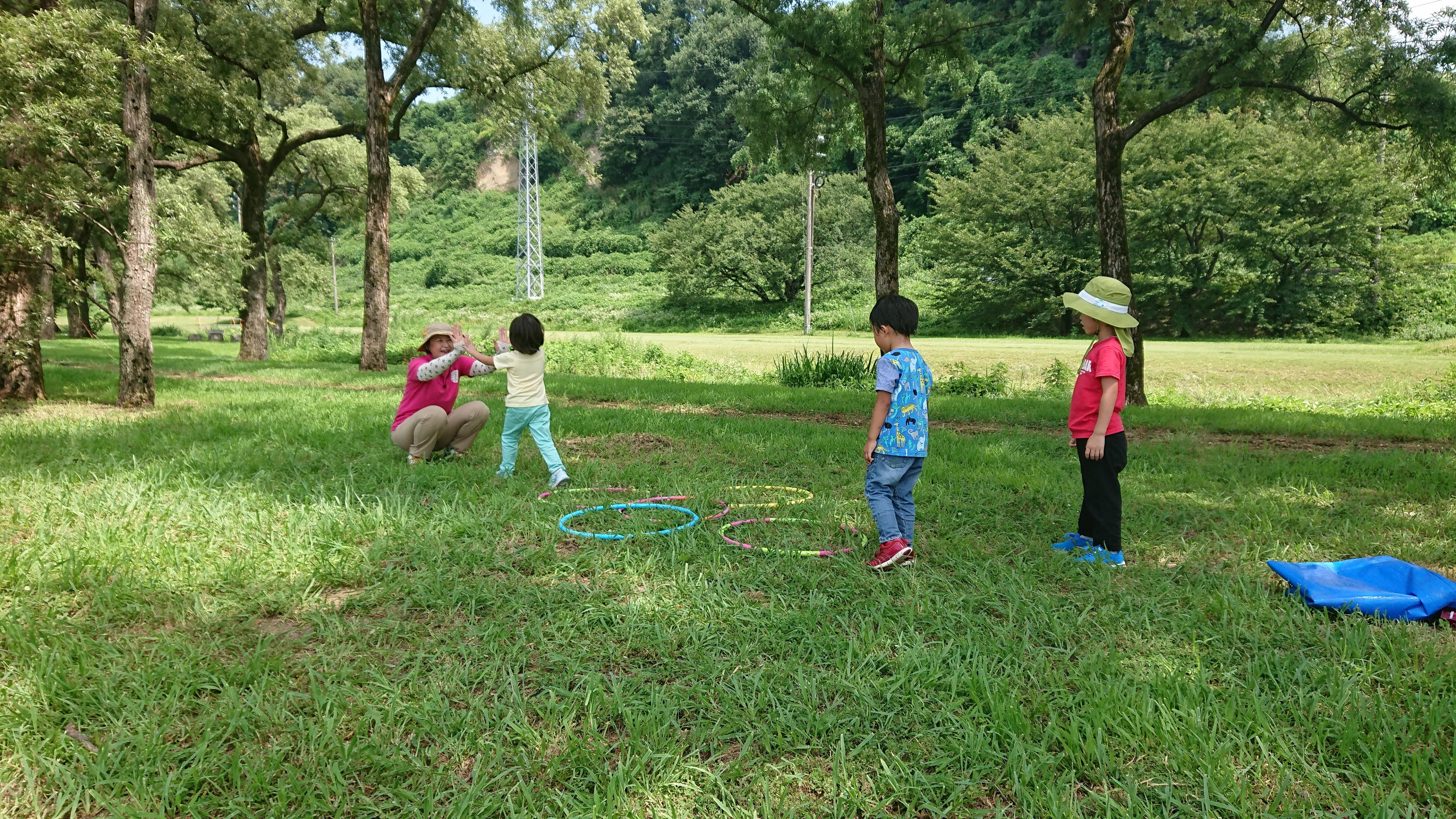 【募集開始】 今秋から「アルファ森の教室」幼児クラスも開催!